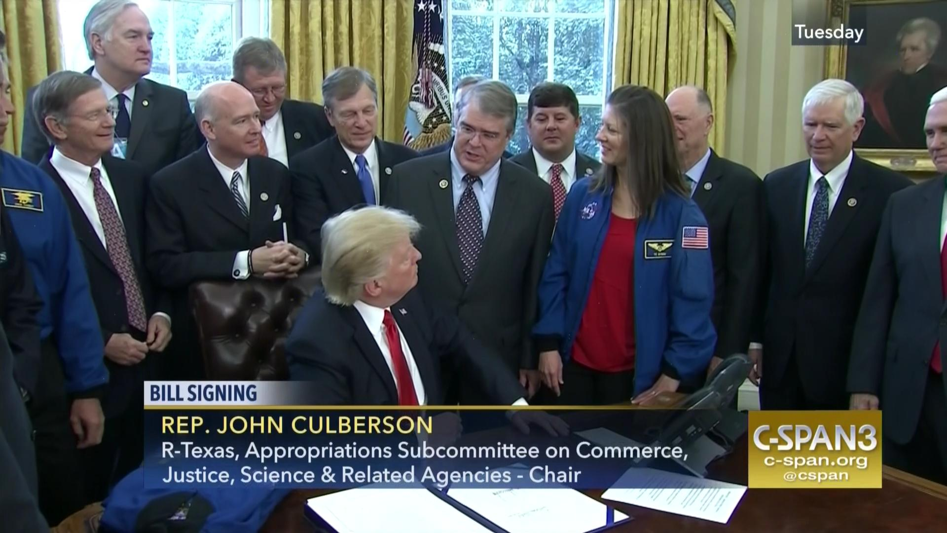 Image result for Rep. John Culberson (R-Tx)