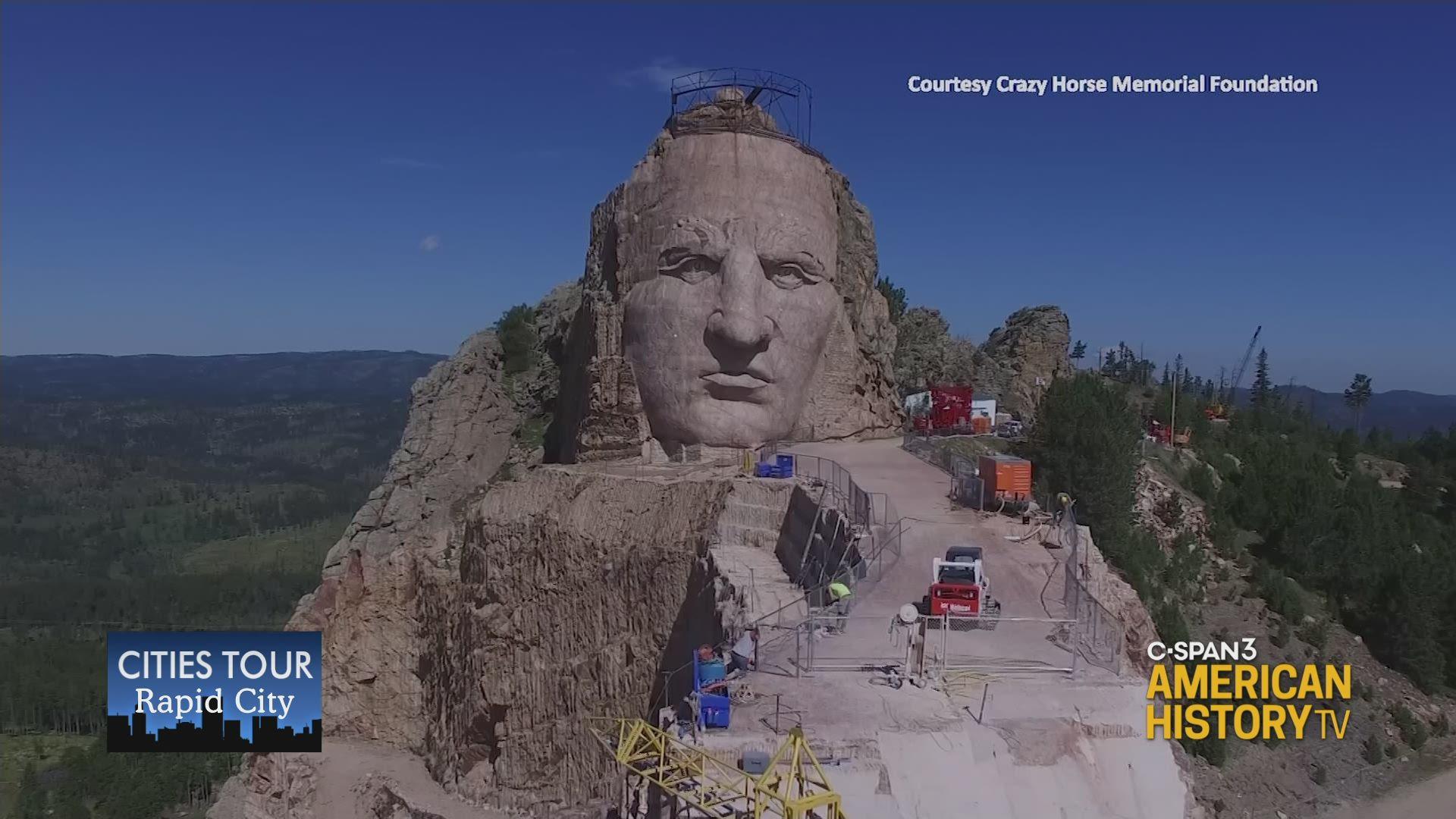 Crazy Horse Memorial C Span Org