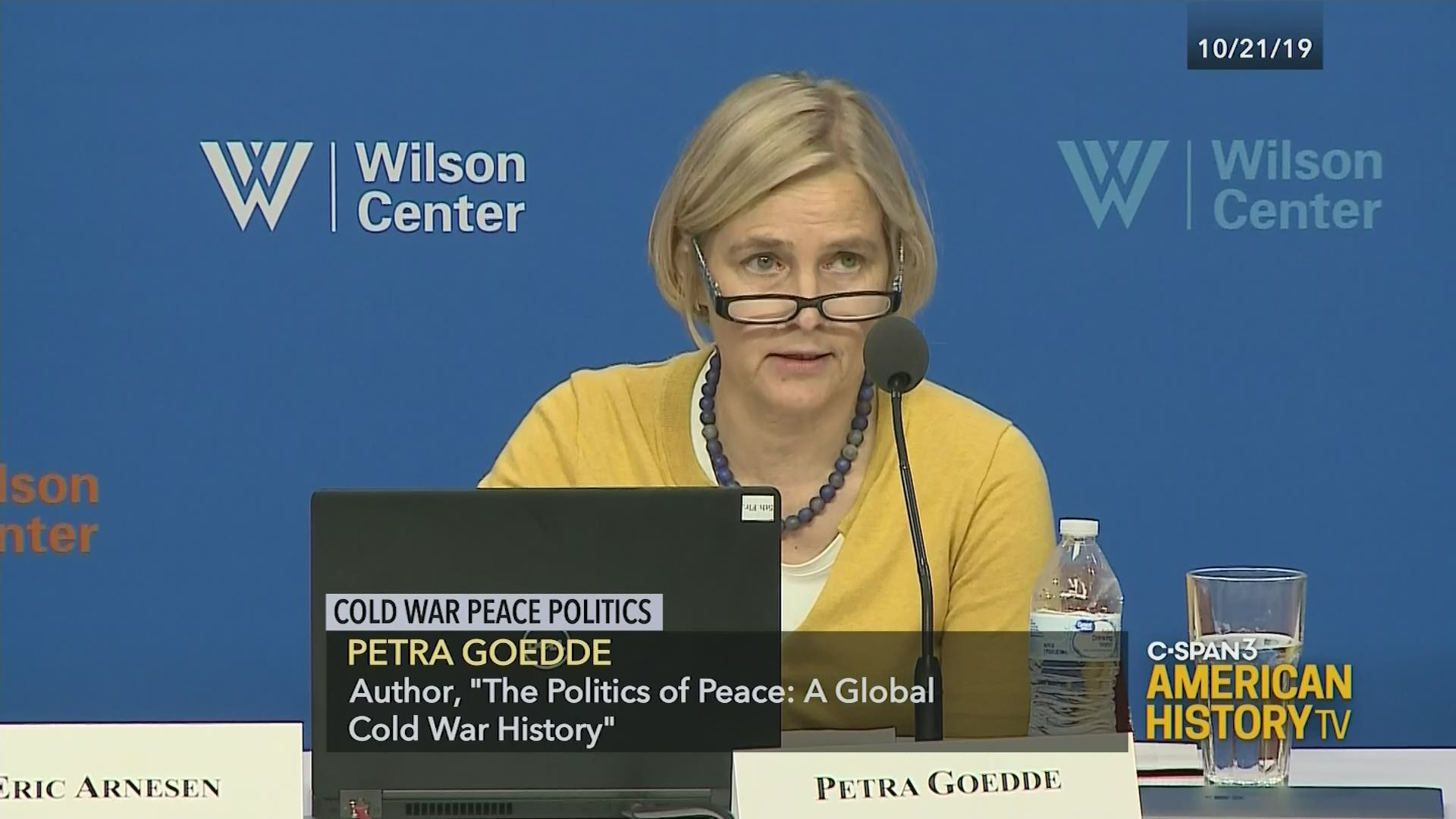 Cold War Peace Politics C Span Org