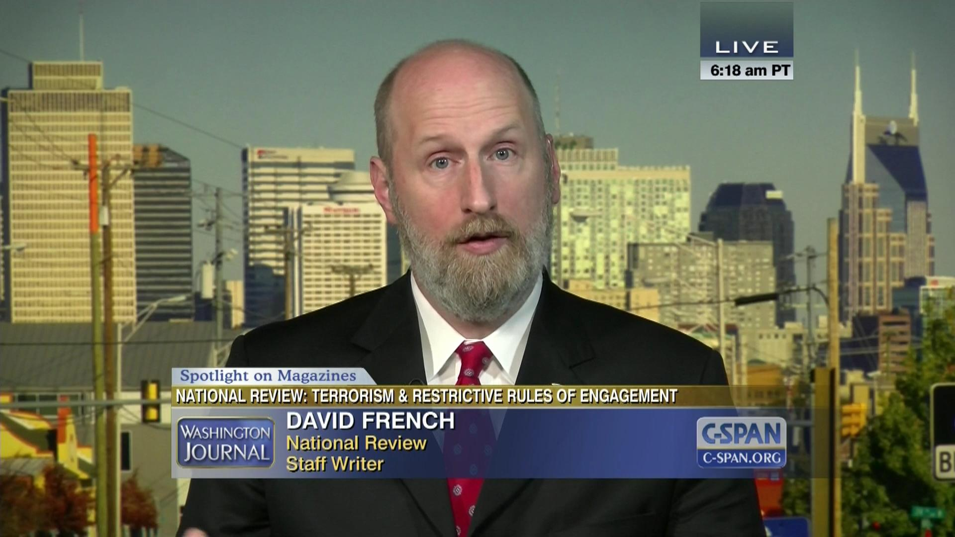Image result for PHOTOS OF DAVID FRENCH