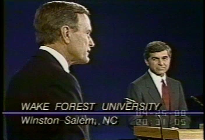 Presidential Candidates Debate, Sep 25 1988 | Video | C-SPAN.org