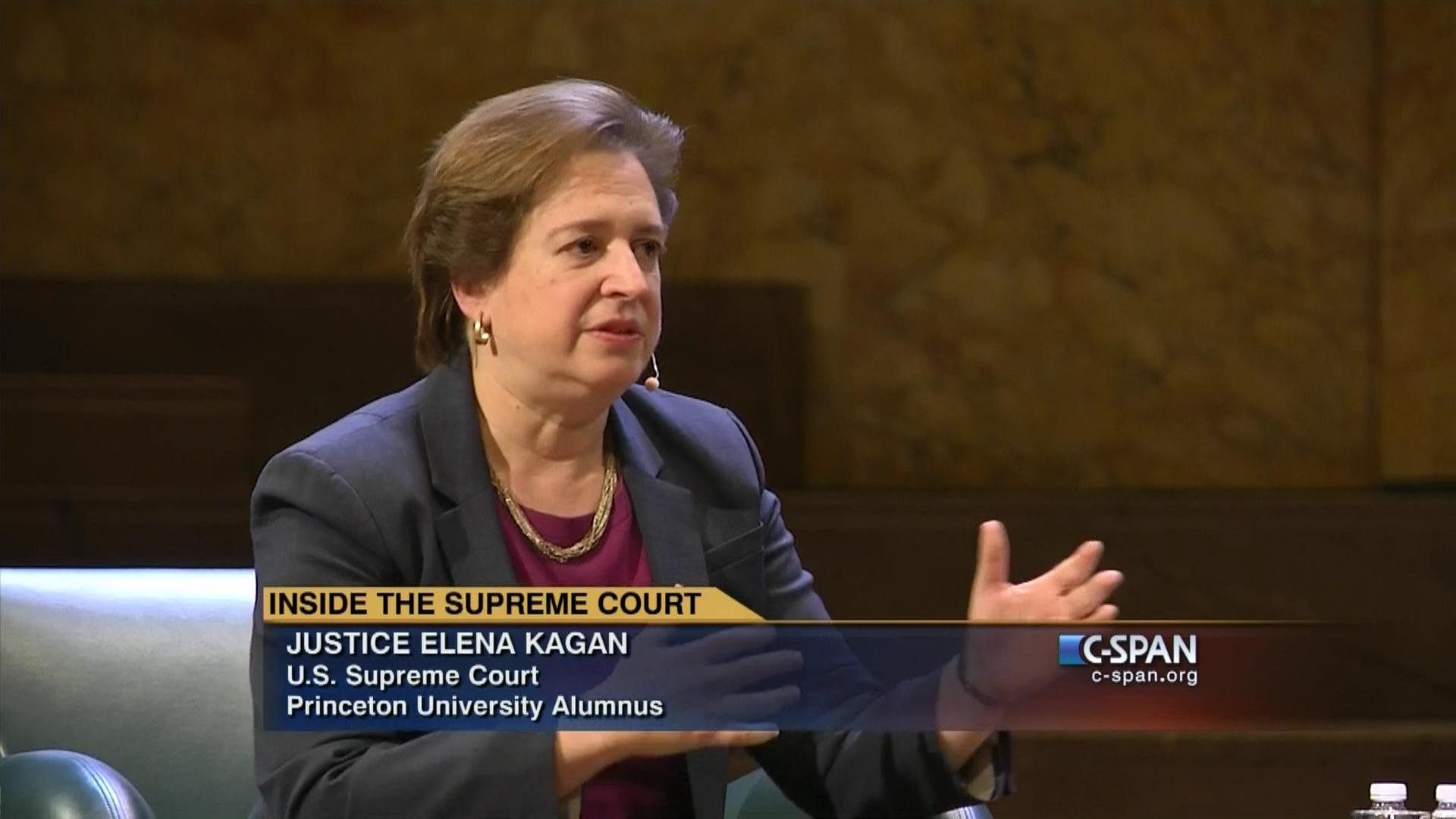 elena kagan oxford thesis Speaking at harvard law school last week, where she used to be dean, supreme court justice elena kagan gleefully told an overflow crowd of students abo sign in sign up elena kagan, who wrote her oxford thesis on the jurisprudence of the warren court.