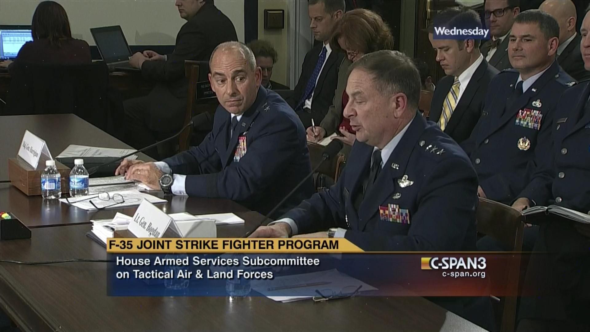 hearing f-35 joint strike fighter, oct 21 2015 | c-span