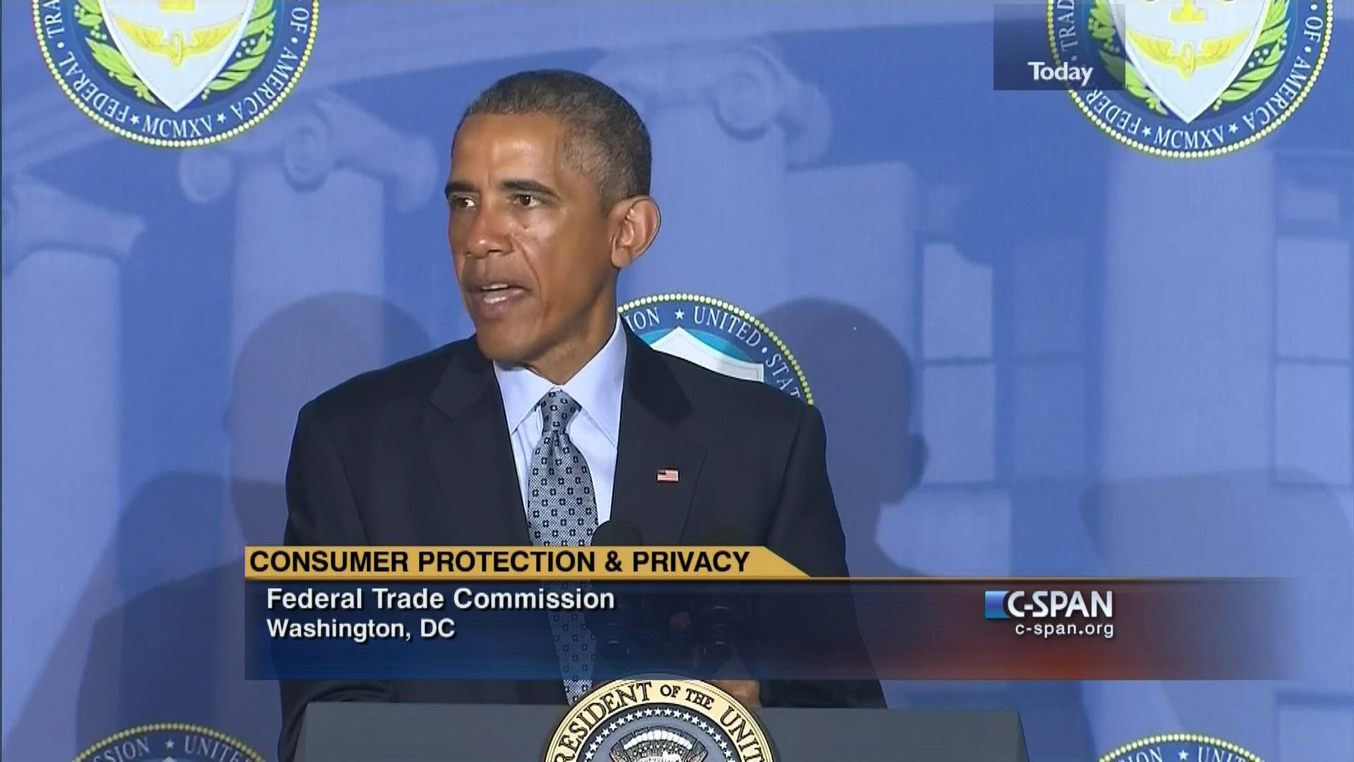 president obama talking about internet privacy
