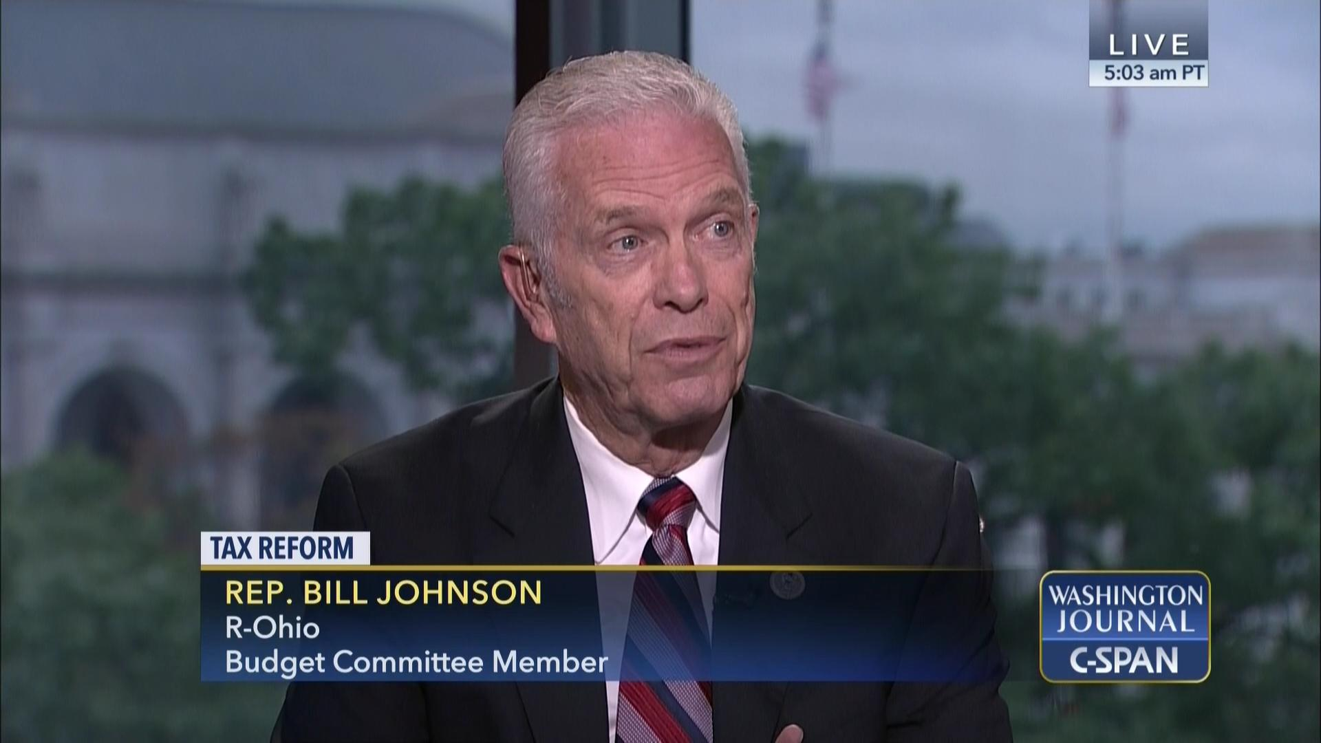 Image result for images rep bill johnson