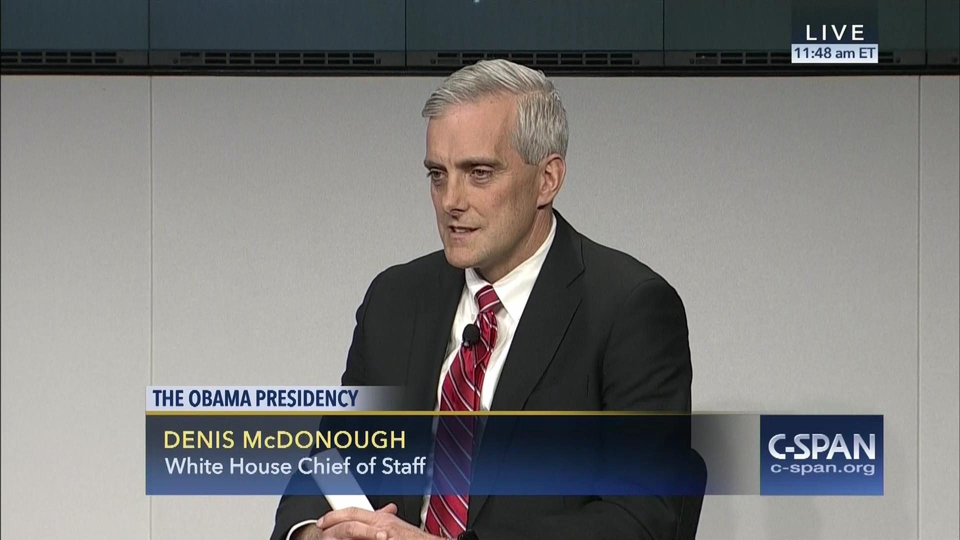 Image result for PHOTOS OF Denis McDonough