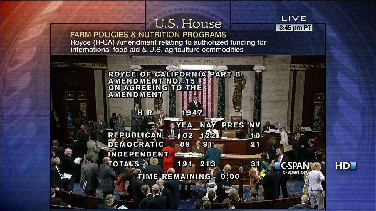House Vote 113-1-262
