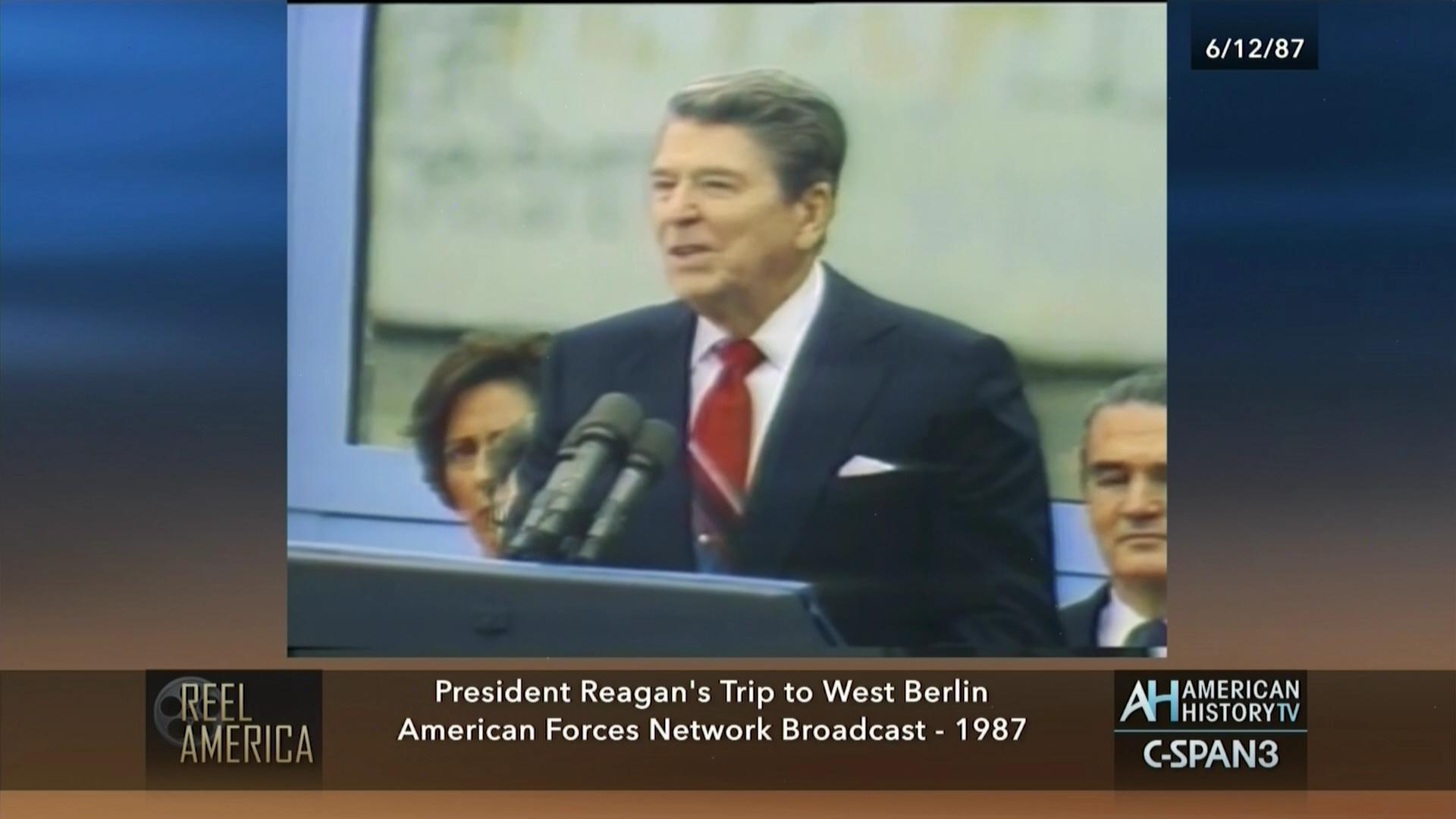 f944e666d President Reagan s Visit to West Berlin