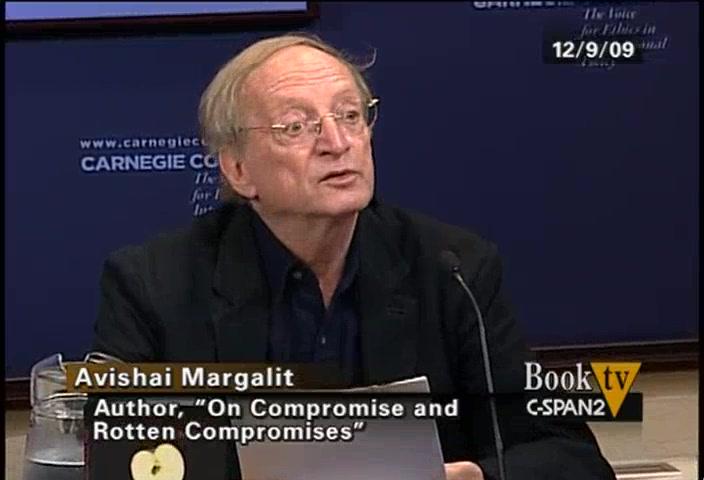 Fler böcker av Avishai Margalit