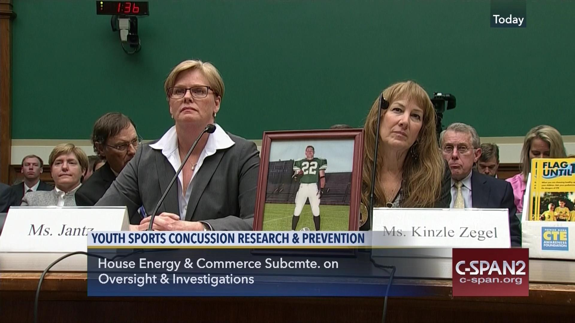 House Committee Examines Concussions Youth Sports, May 13 2016   C-SPAN.org