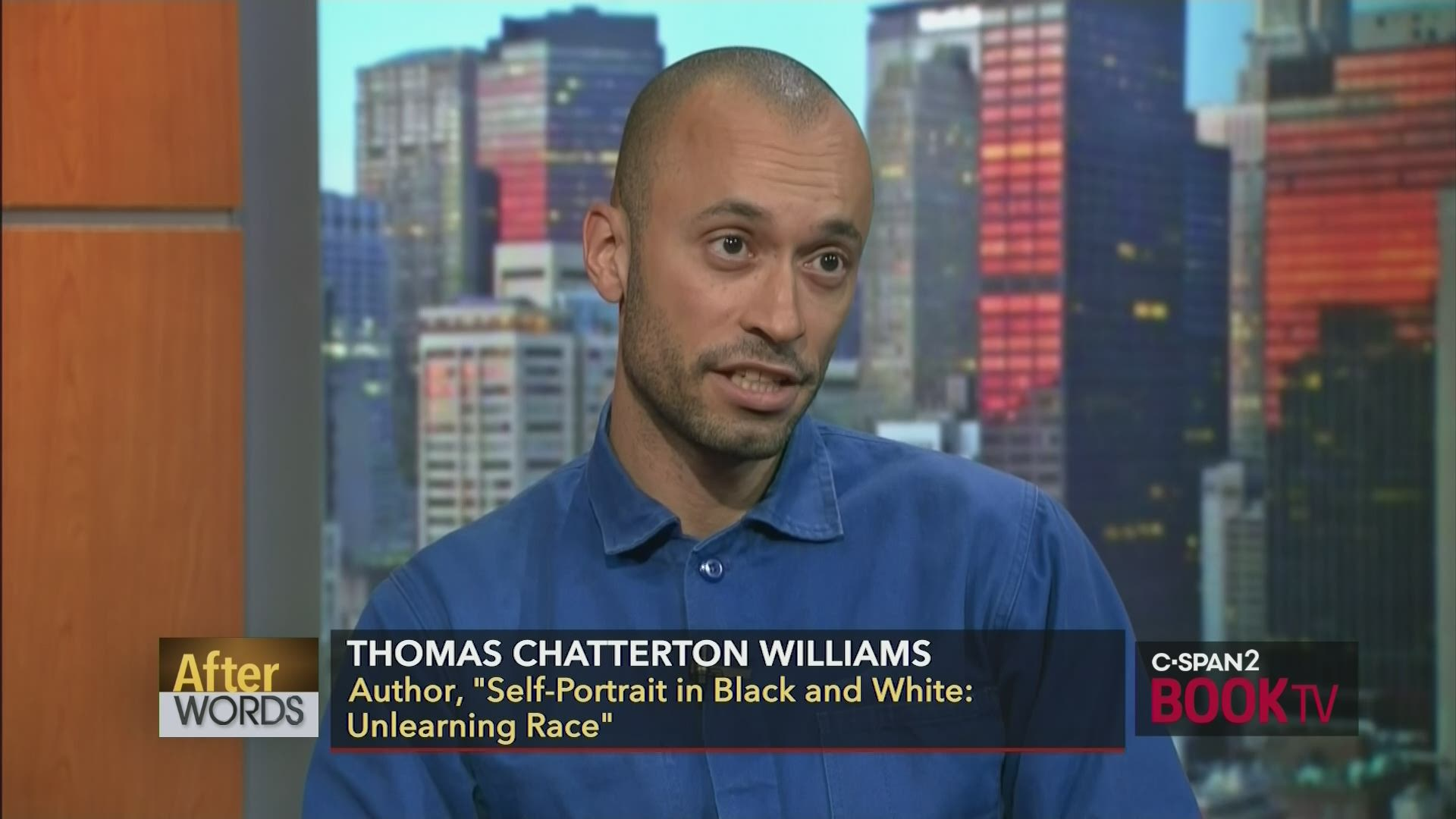 After Words With Thomas Chatterton Williams C Span Org