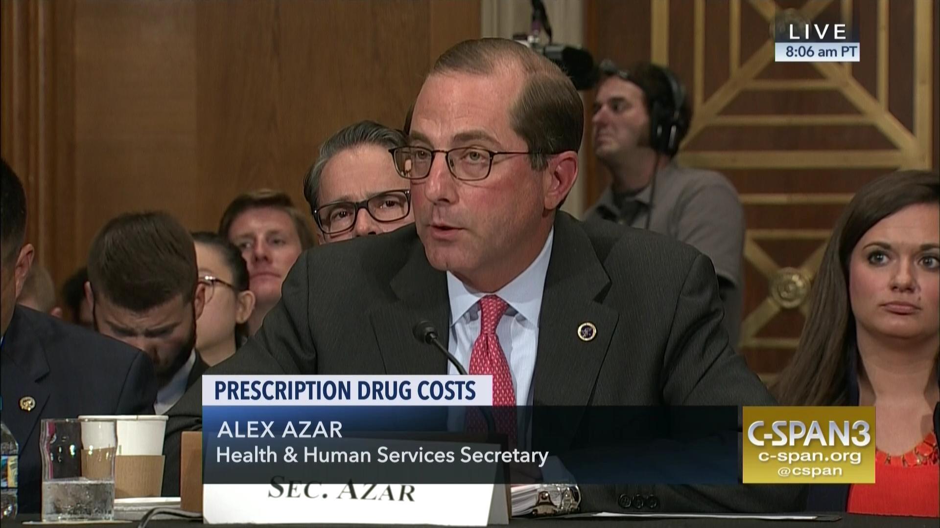 Senator burr suggesting longer monopolies reduce prices malvernweather Choice Image