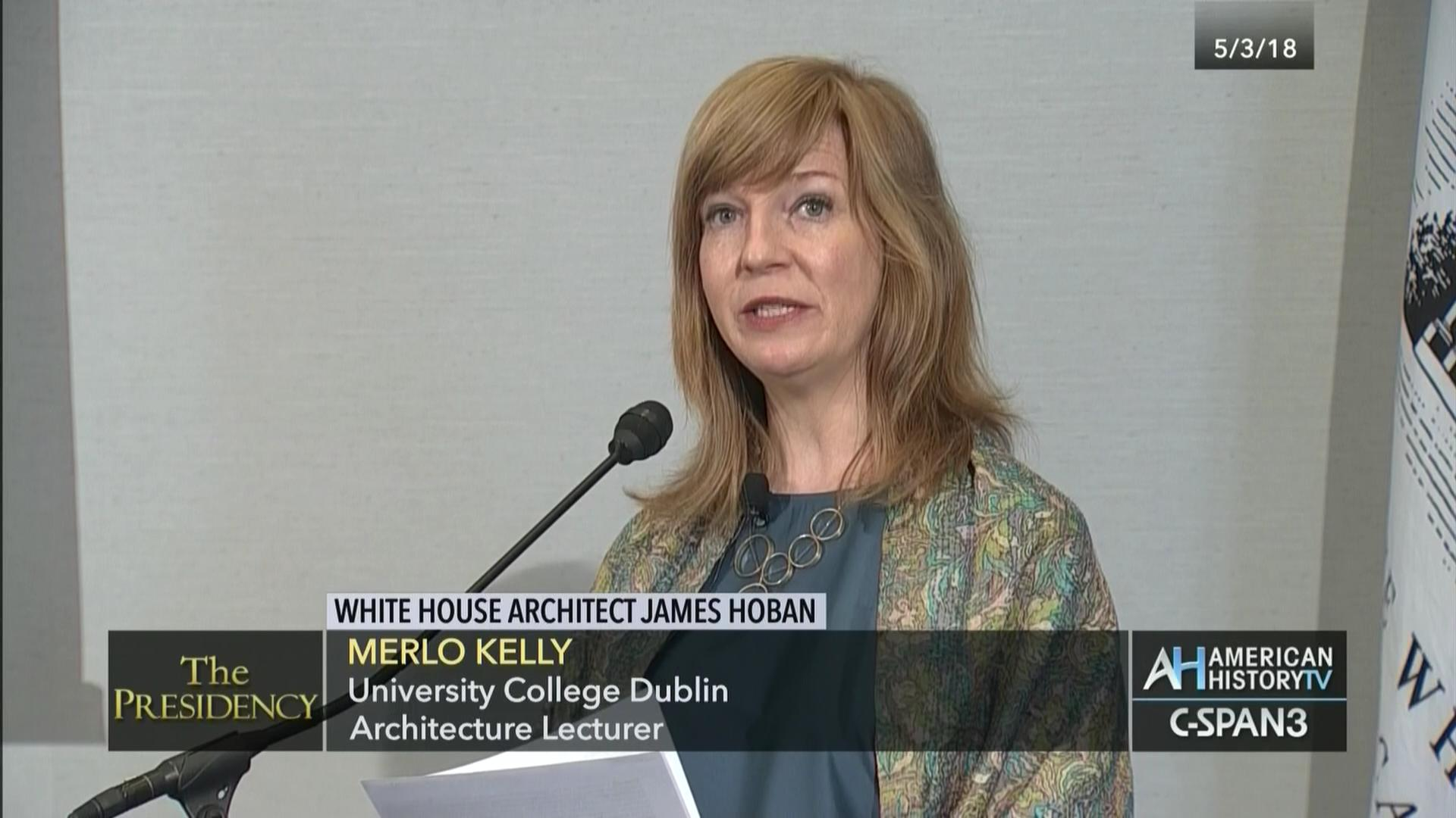 White House Architect James Hoban