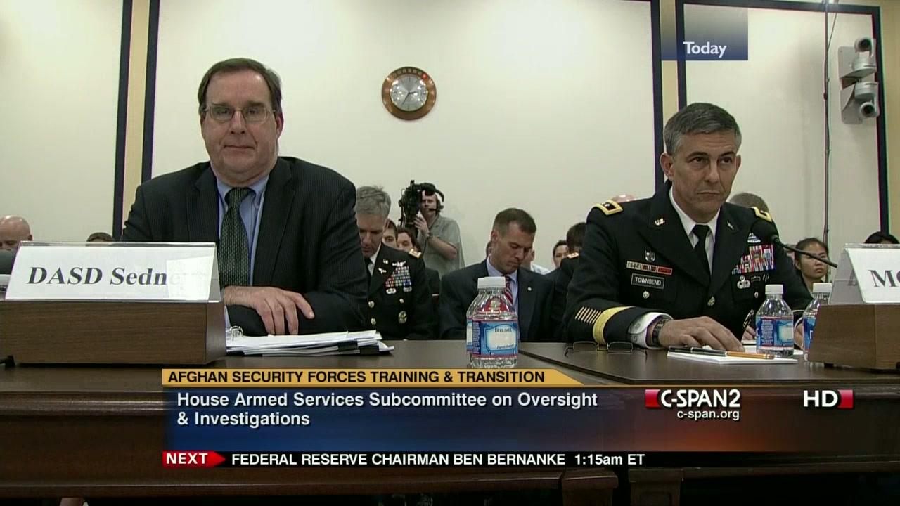 progress afghan national security forces, jun 20 2012 | c-span