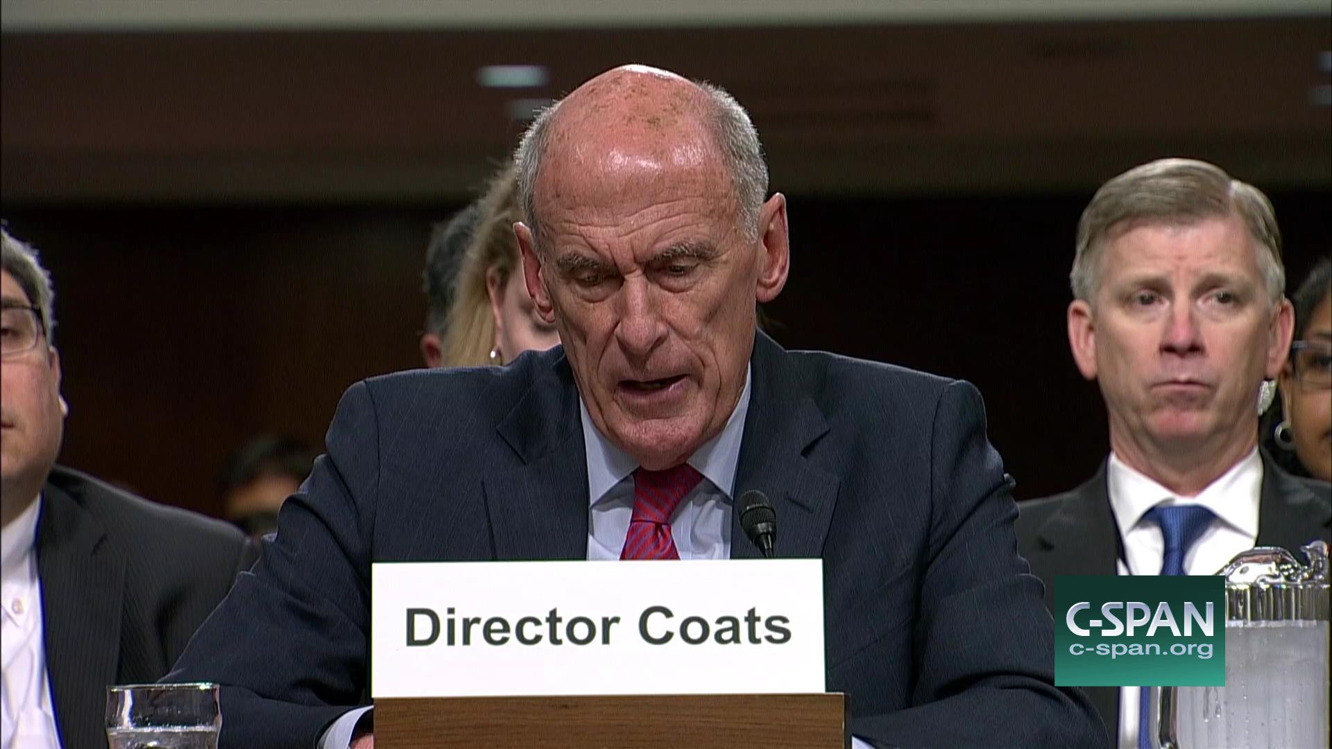 Image result for photos of dan coats