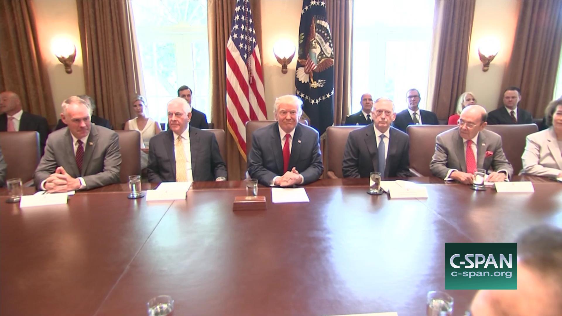 President Trump Pledges Deal North Korea, Jul 31 2017   Video   C ...