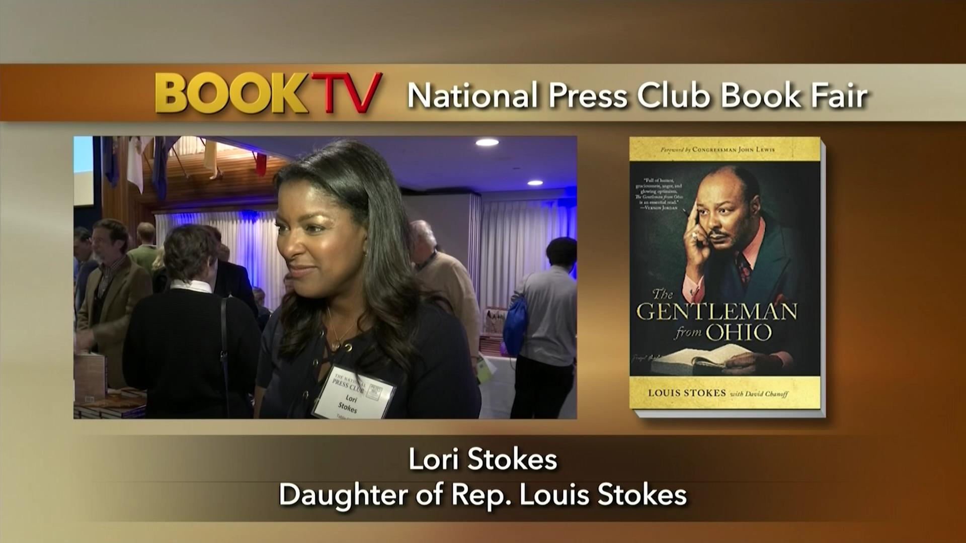 Lori Stokes | C-SPAN org
