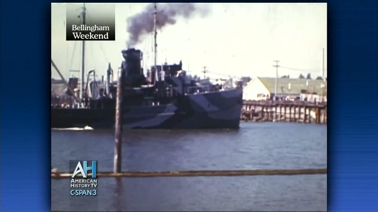 & Bellingham Maritime History Dec 10 2013   Video   C-SPAN.org