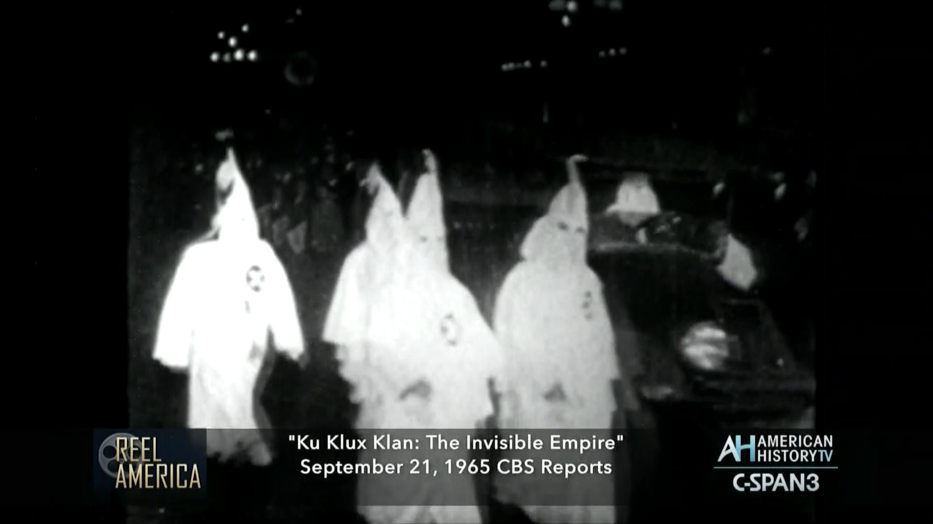 Ku Klux Klan Sep 21 1965 Video C Span