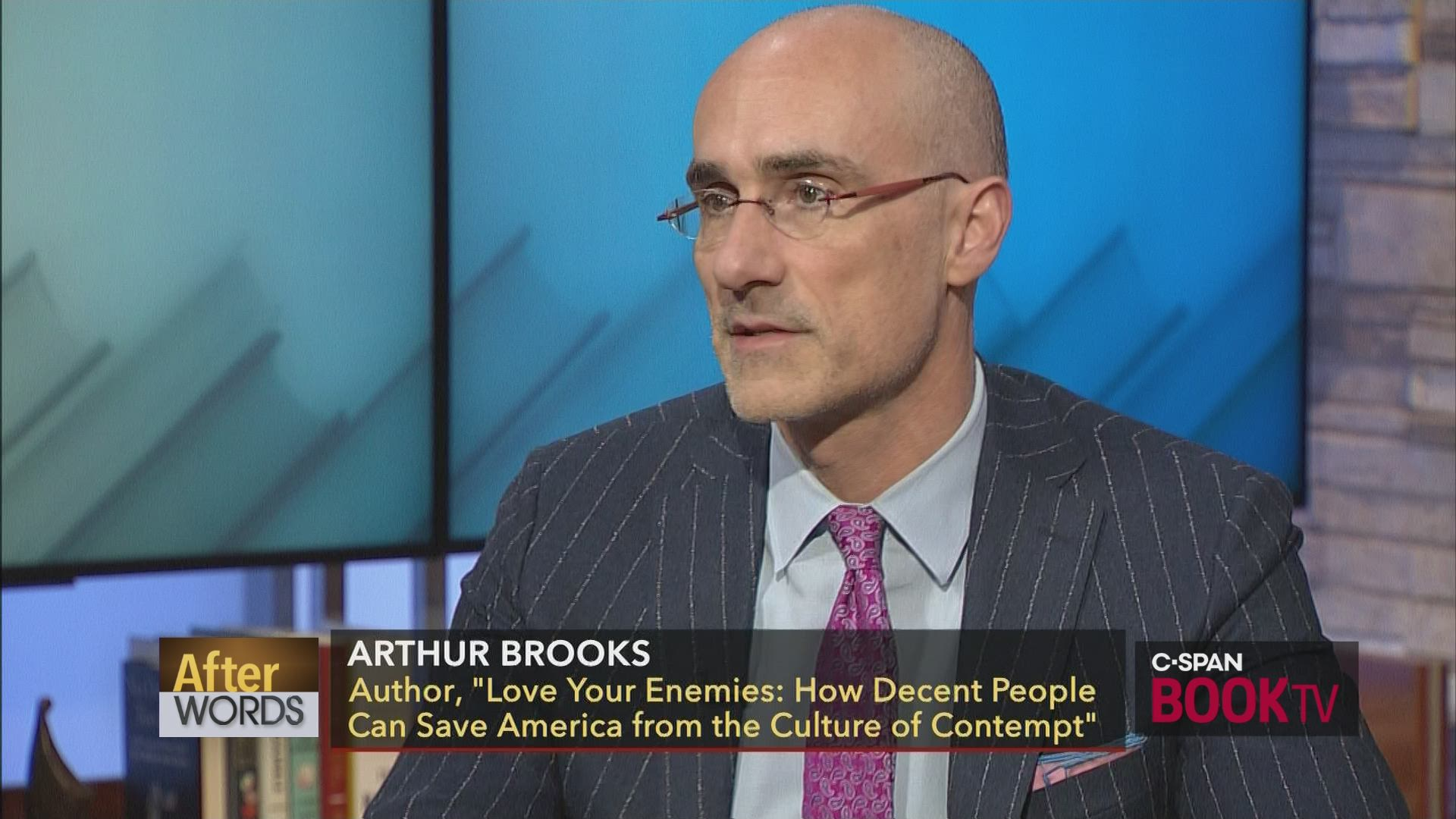 5be51f1b7cf After Words with Arthur Brooks