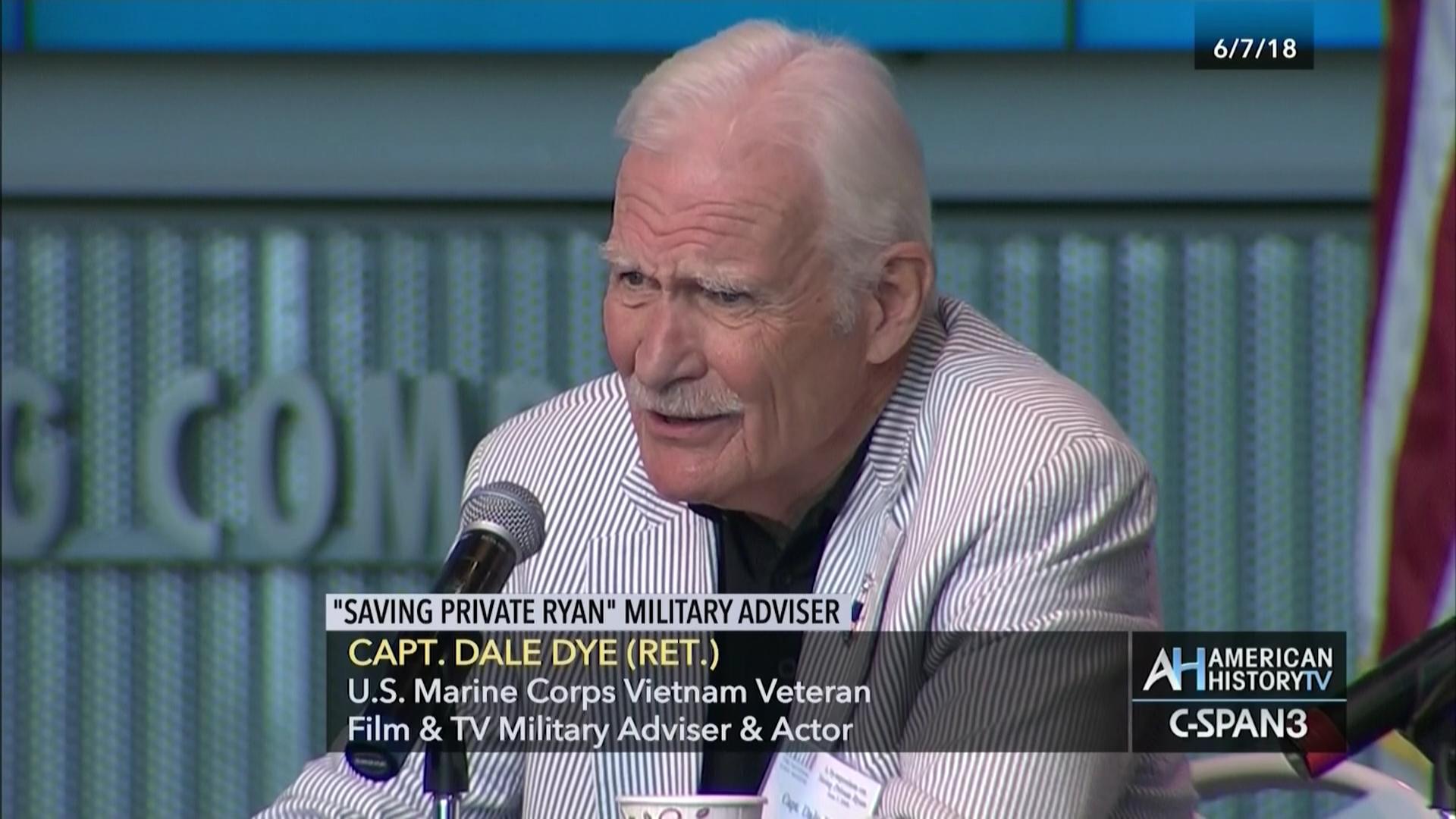 Saving Private Ryan Military Adviser C Span Org