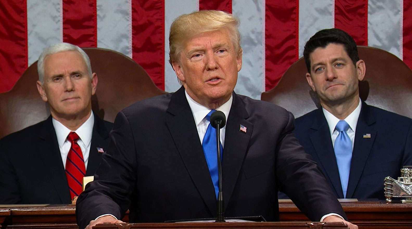Live Stream State Of The Union Address 2018 Video C Span