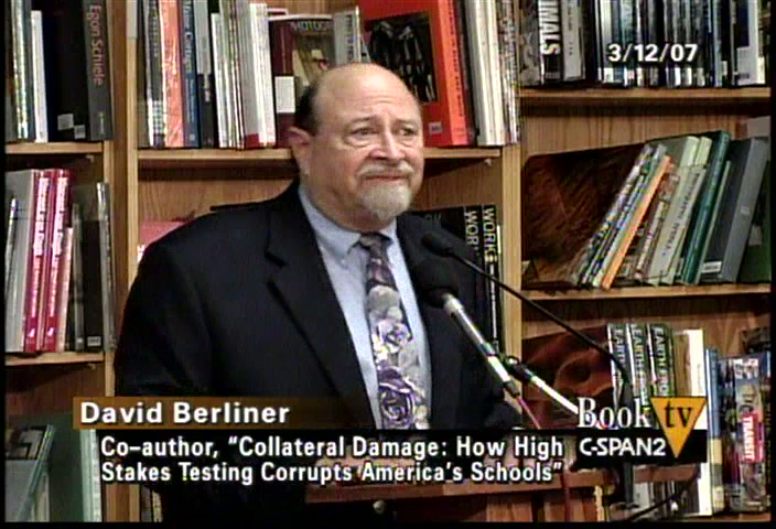 The Collateral Damage Of Testing >> Clip Collateral Damage C Span Org