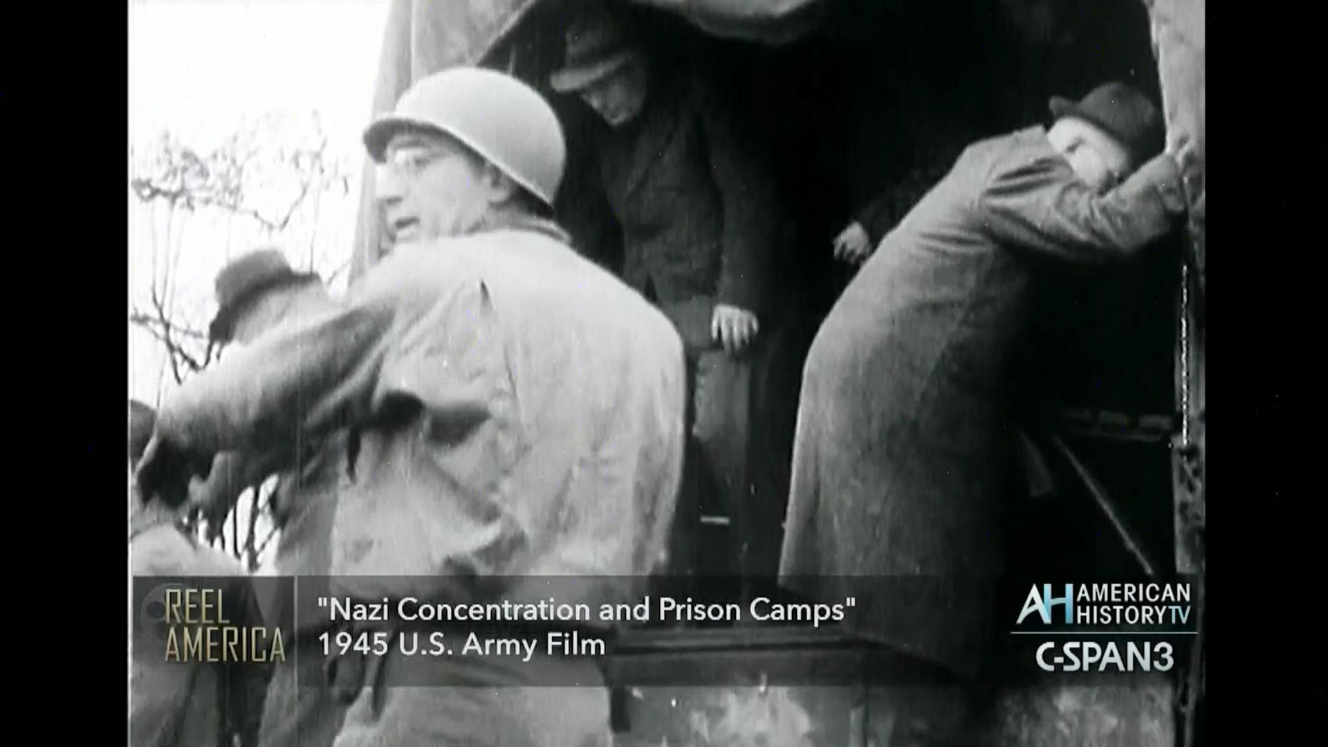 Concentration Camp Liberation | User Clip | C-SPAN.org