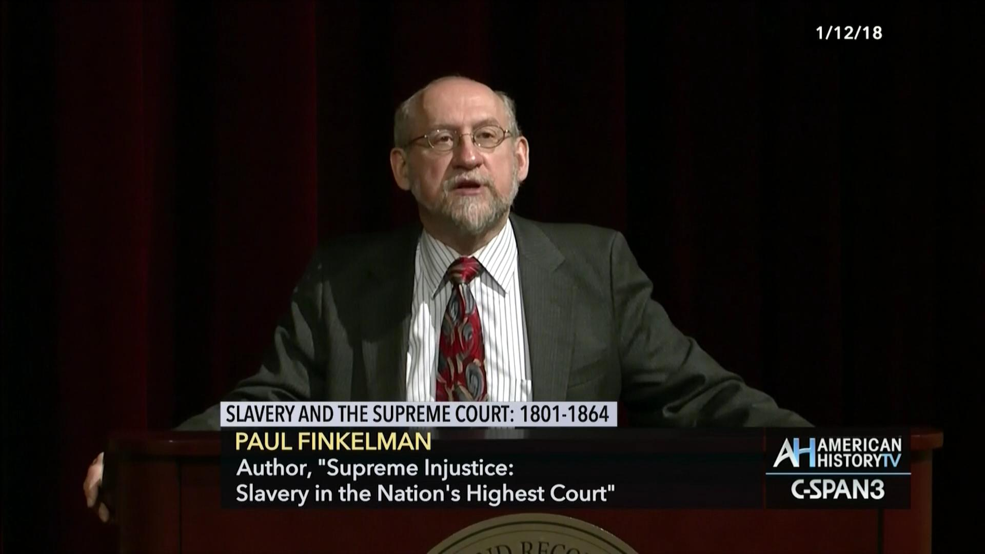 supreme injustice slavery in the nation s highest court
