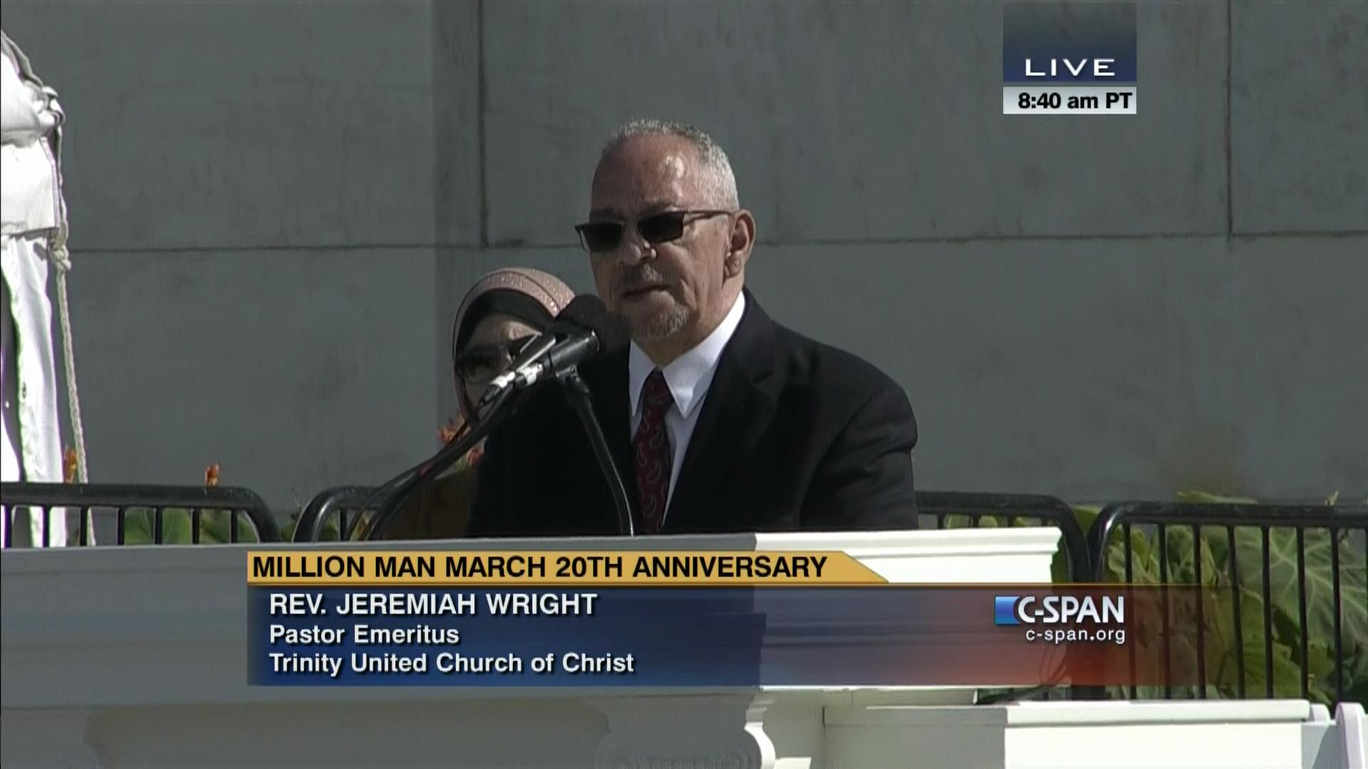 Jeremiah wright homosexuality in japan
