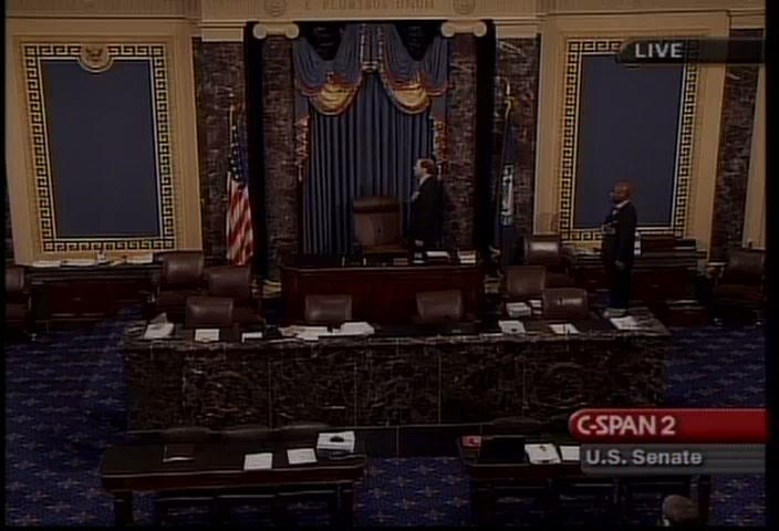 Senate Session