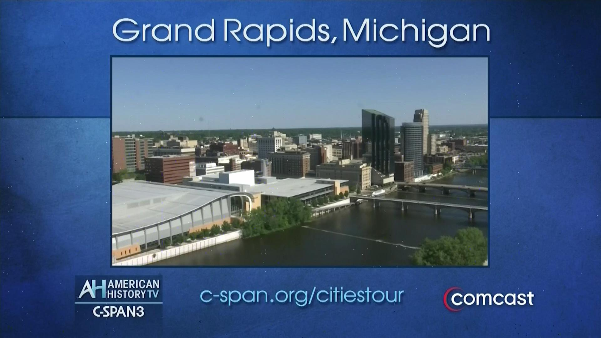 American history tv grand rapids michigan sep 18 2016 video c american history tv grand rapids michigan sep 18 2016 video c span solutioingenieria Gallery