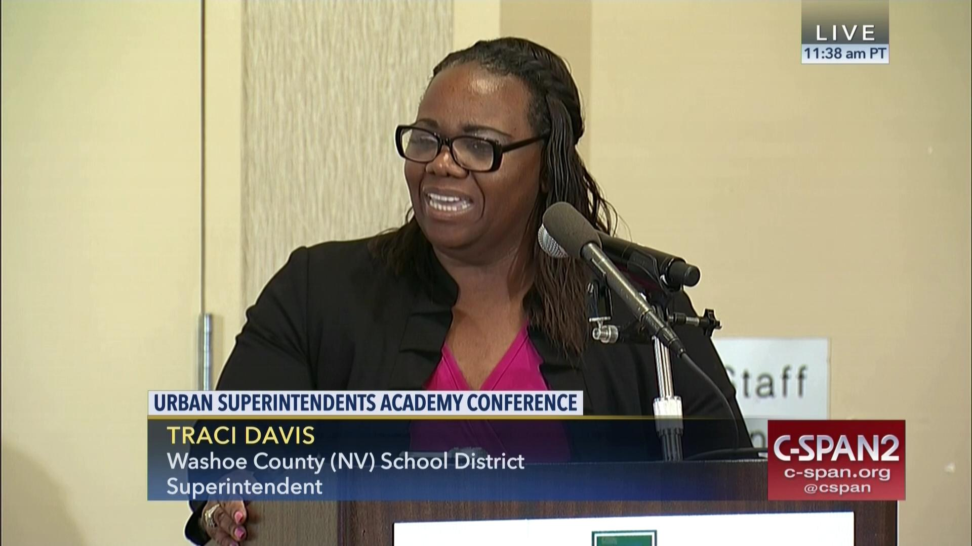 Urban Superintendents Academy Conference Part 3, Aug 25 2017 | Video | C -SPAN.org