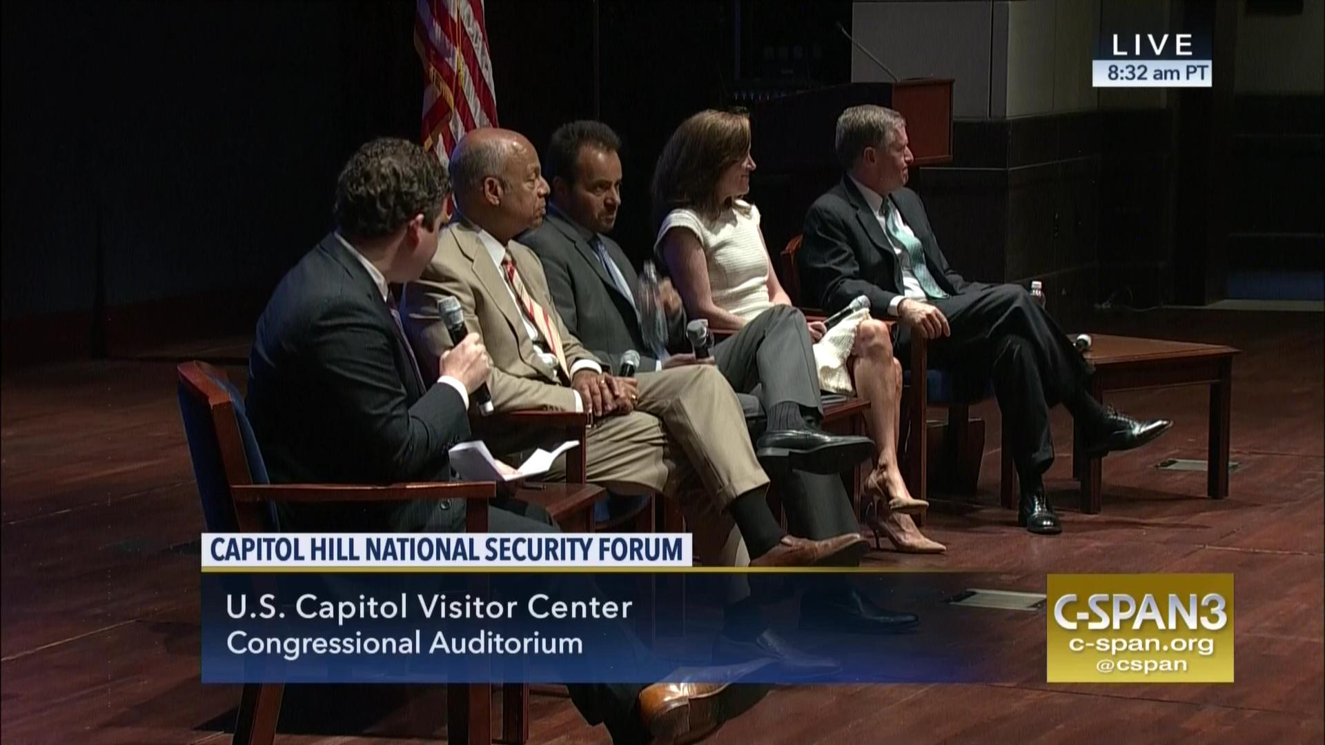 Capitol Hill National Security Forum, Strengthening Homeland Security