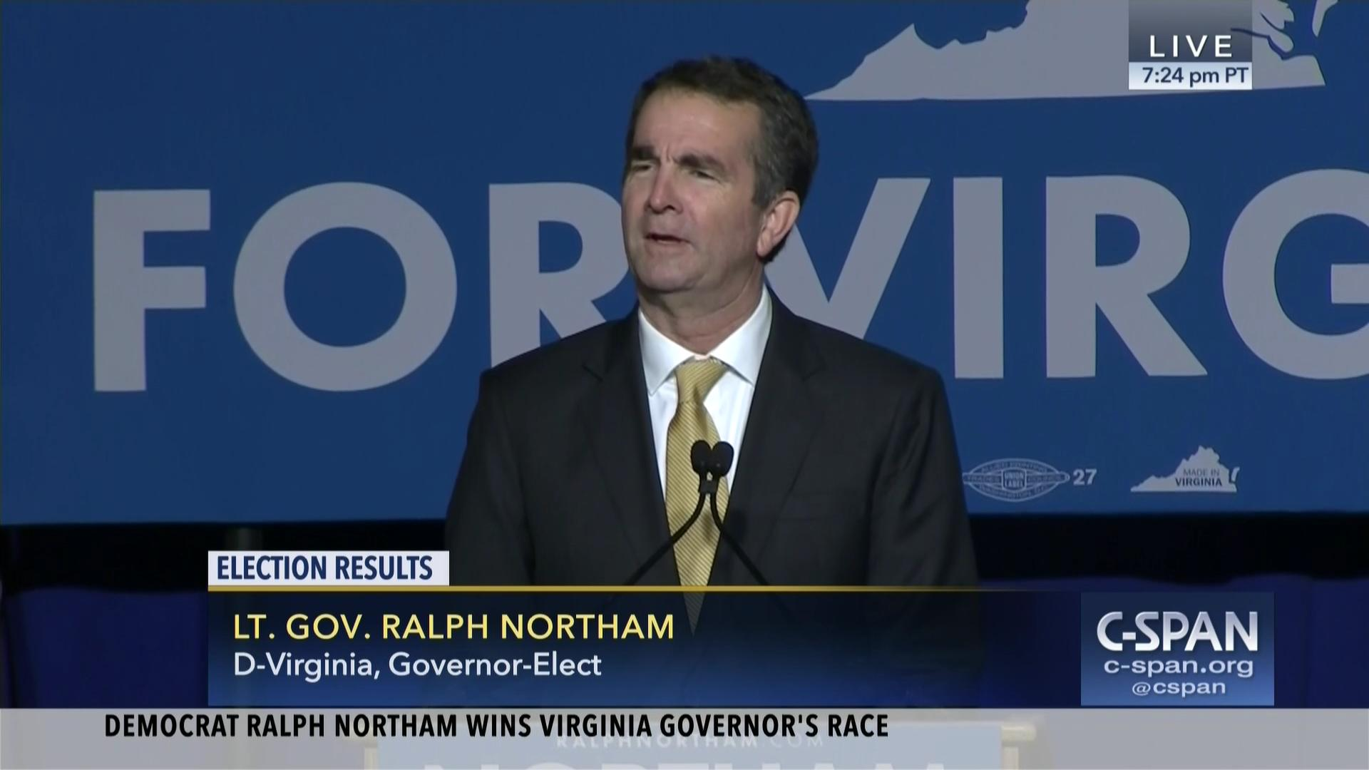 Image result for photos of Governor Ralph Northam