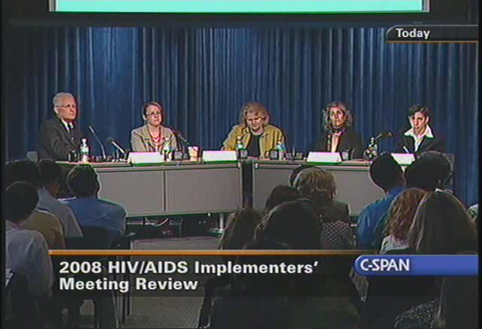 2008 HIV/AIDS Implementation Meeting