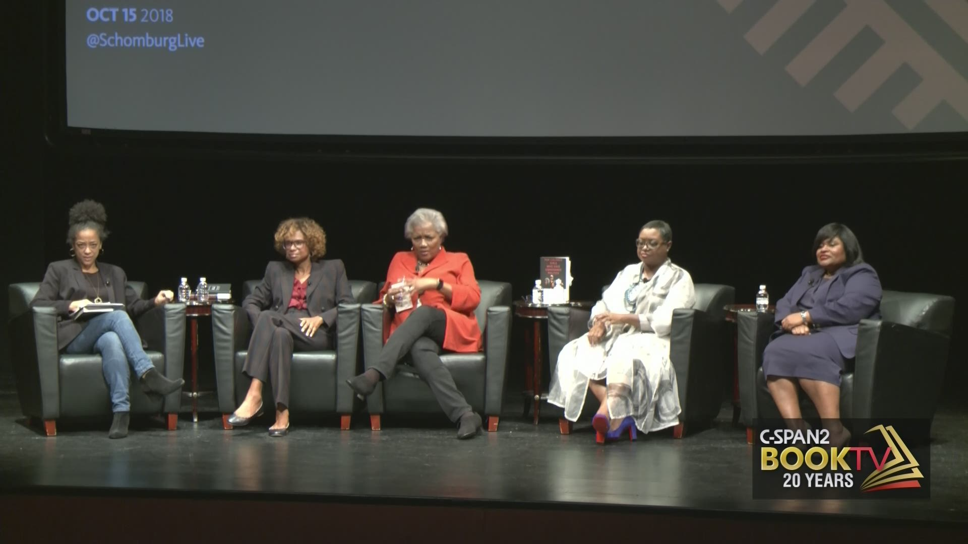 Colored Girls Considered Politics Oct 15 2018 Video C Span Org