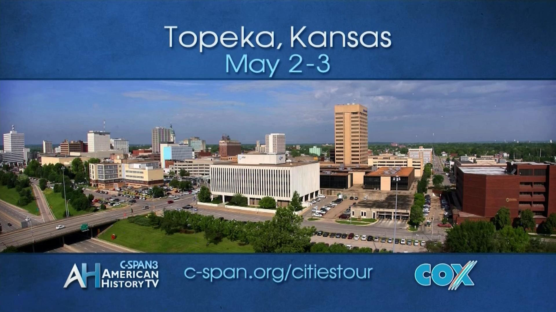 What is topeka kansas known for