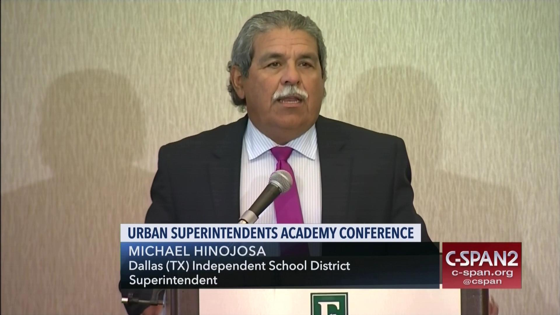 Hook up superintendent