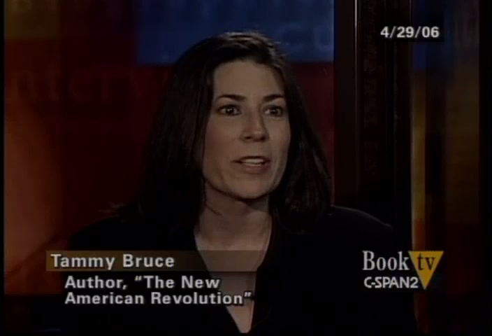 the new american revolution bruce tammy
