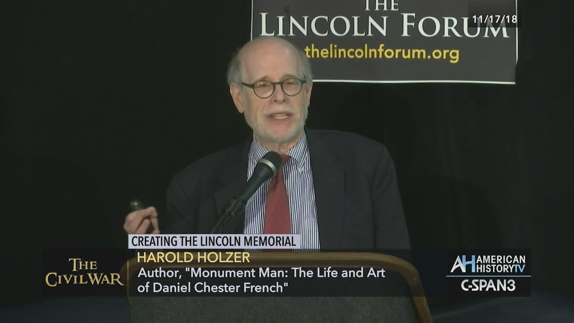 Creating the Lincoln Memorial  bc0b8f804e1b