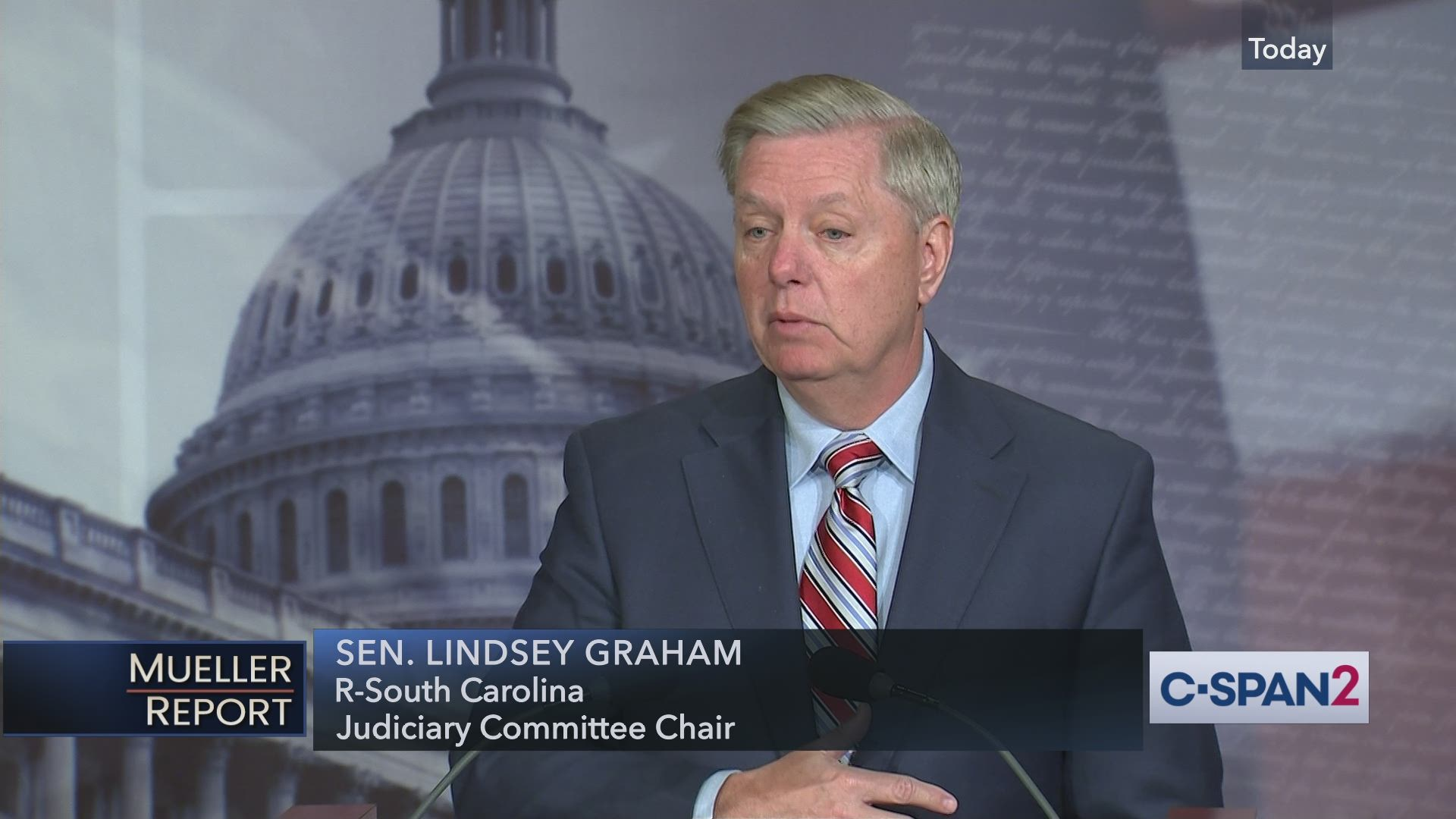 Image result for photos of senator graham as chair of judiciary committee