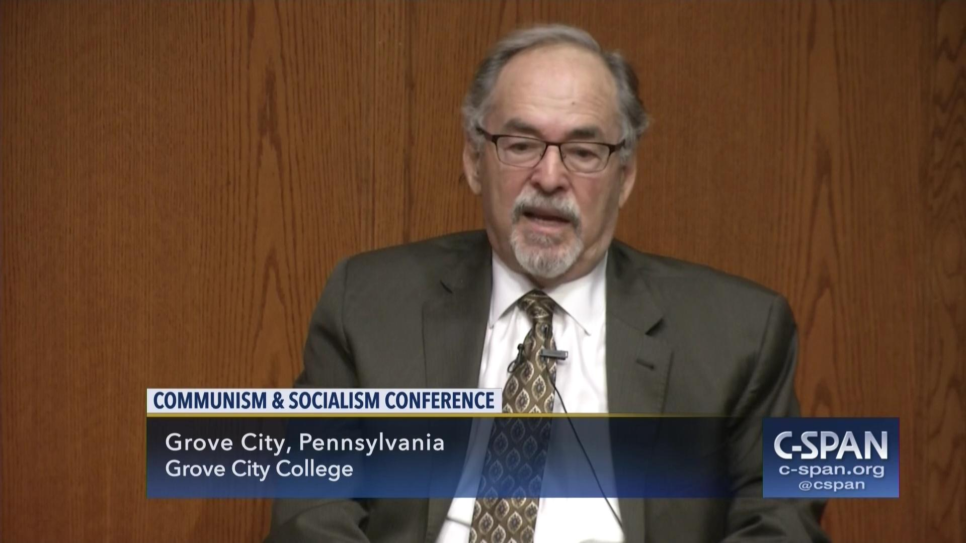David Horowitz Talked About The History Of Themunist Party, Socialism,  Conservatism And Liberalism