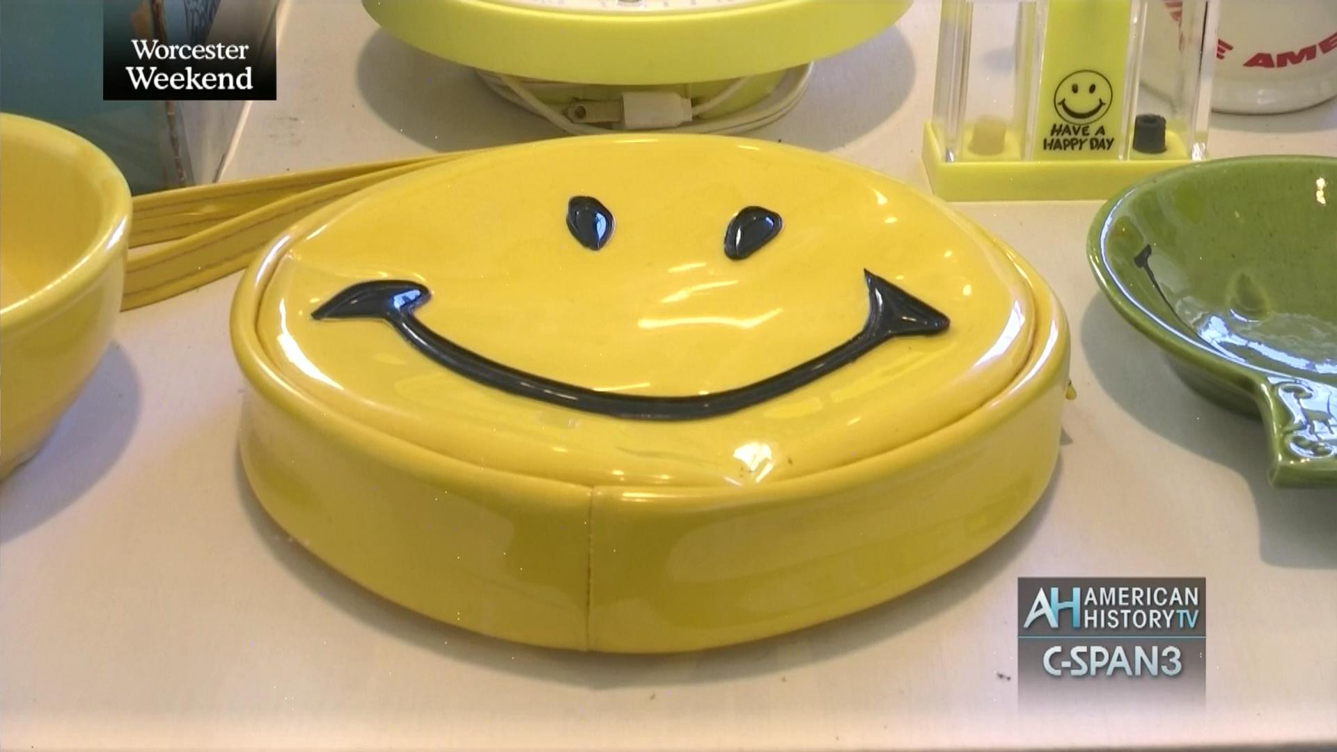 b6396d931764 History of the Smiley Face Symbol | C-SPAN.org