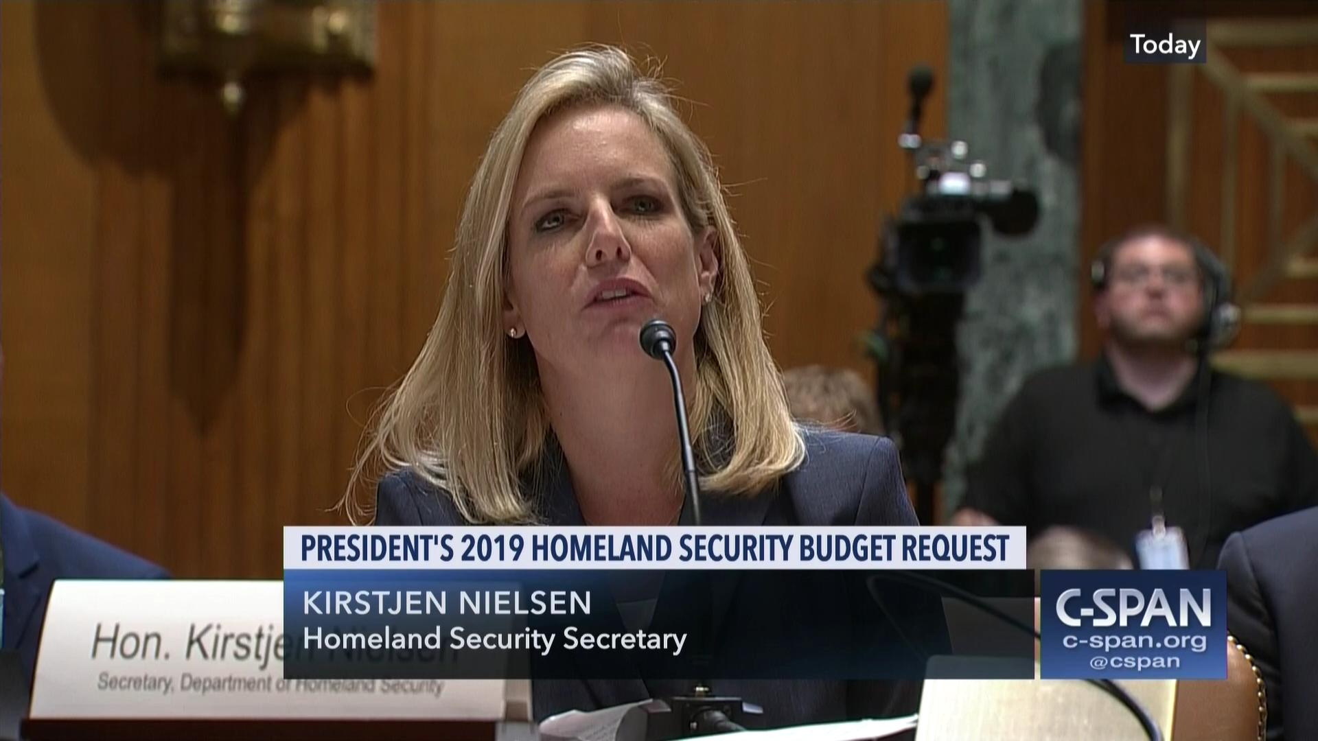 Nielsen: Please Come to Port of Entry
