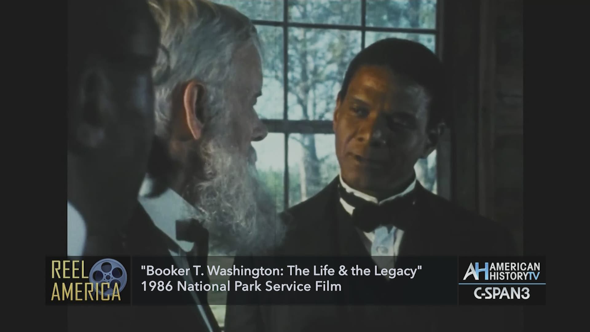 Booker T  Washington, The Life and Legacy