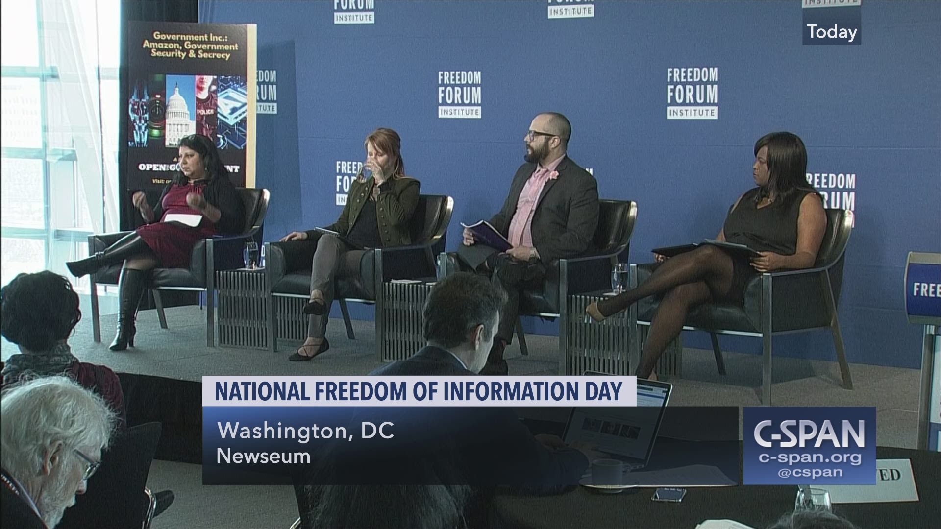National Freedom of Information Day: Government Tracking and Legal Concerns