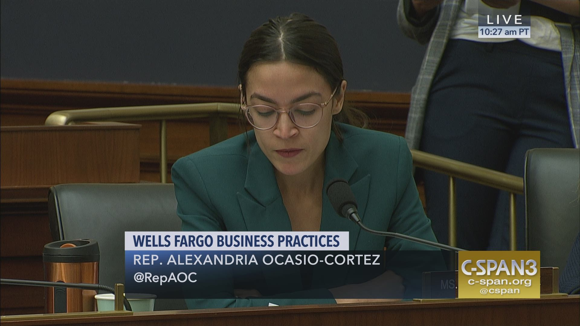 AOC and Wells Fargo