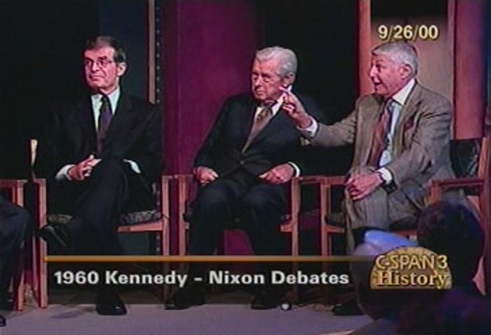 Kennedy nixon debate color dress
