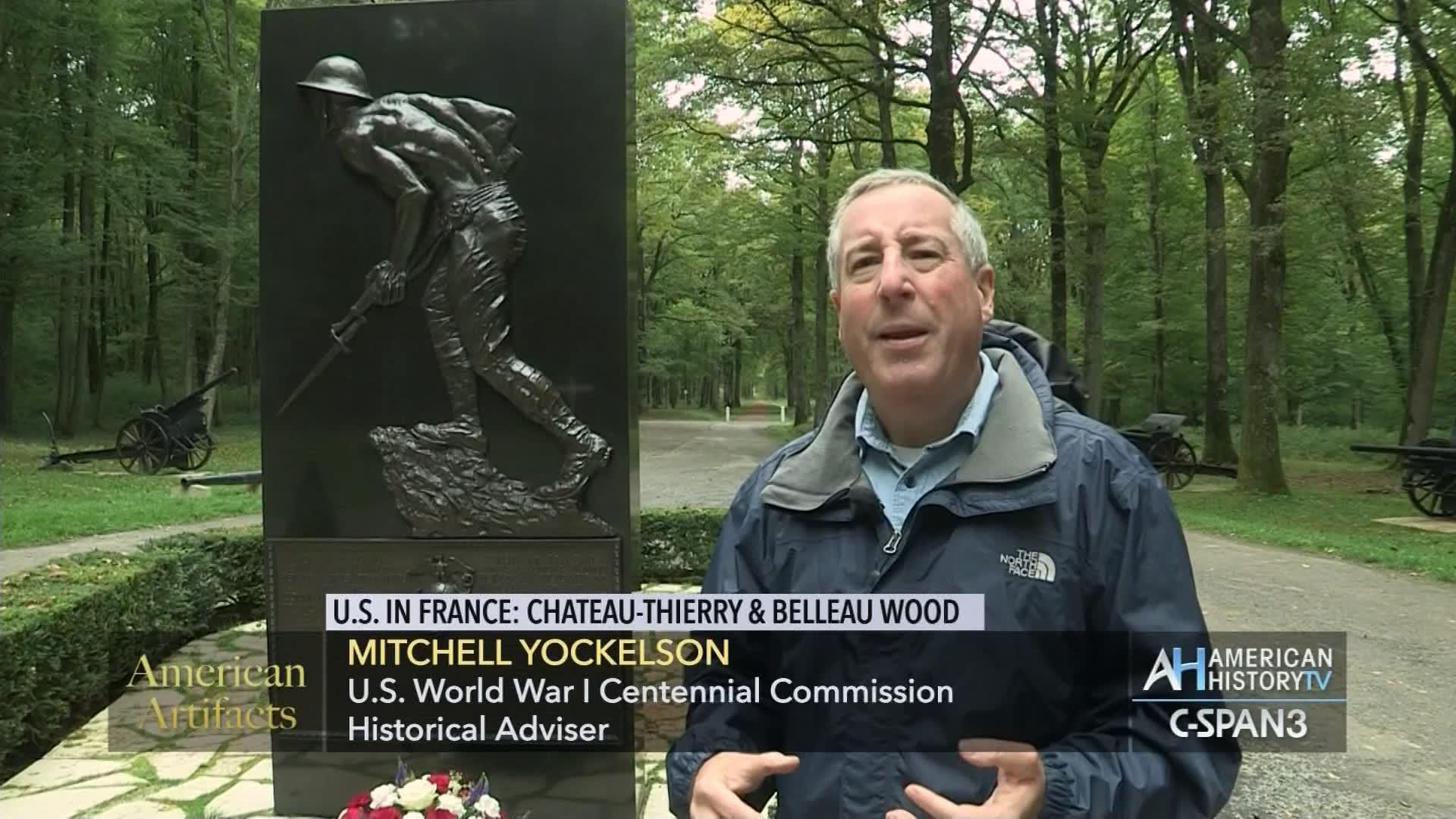World War I Battle of Belleau Wood Centennial
